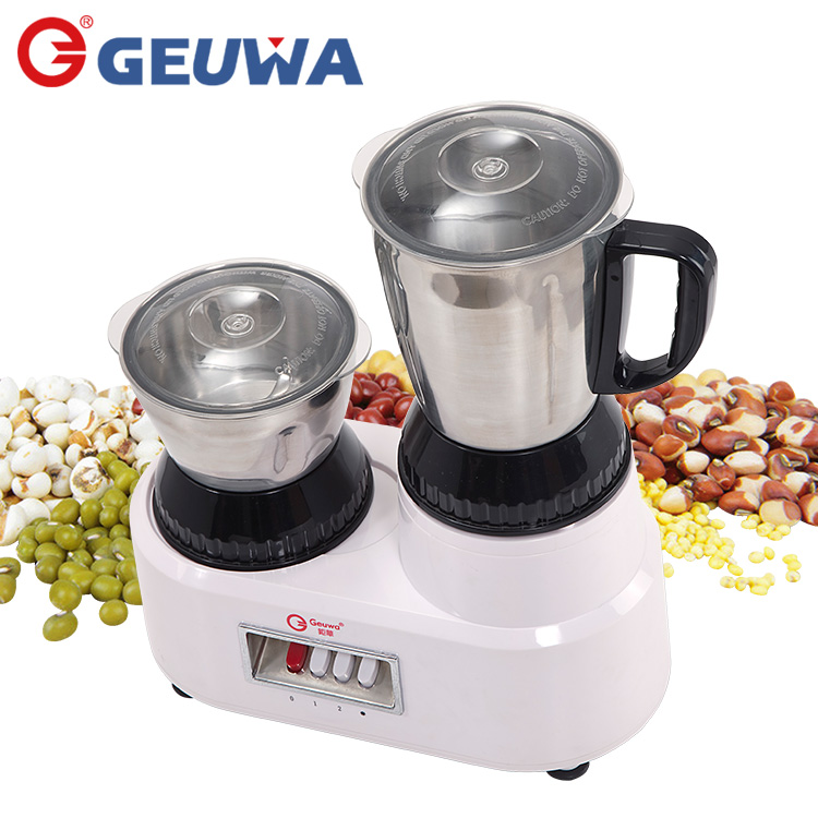 household kitchen 1.5l blender with stainless steel jug KD698