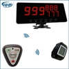 Small digital electronic Personal wireless paging system, table buzzer, wrist watch pager