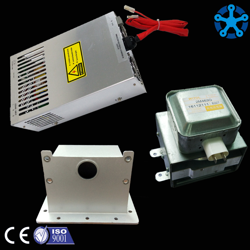 1500w 2450MHz microwave power generator with competitive price for industrial microwave equipment