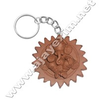 Clay Key Chain Holders