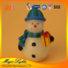 Competitive Price Customized Snowman Christmas Candle