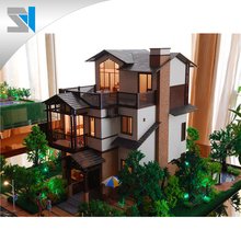 Model Product Type model miniature house ,handmade items that sell well
