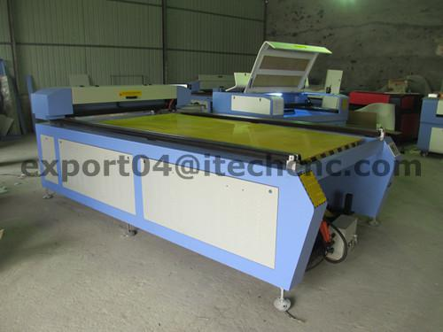 Big size china laser cutting machine 1300*2500mm