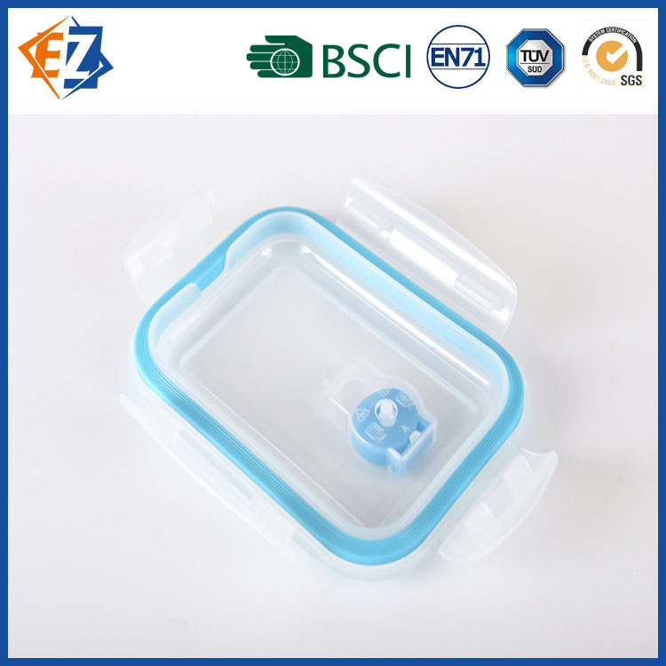 Freshness Preservation Glass Lunch and Bento Crisper Box for Microwave