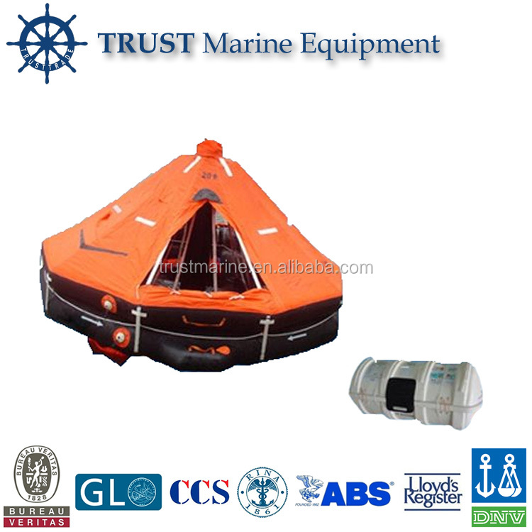 KHD Type Davit-launched Inflatable Life raft price