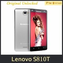"New Arrival 5.5"" Screen Lenovo S810t Android 4.3 Quad Core 4G TDD LTE Cell Phone Snapdragon8MP RAM 1GB ROM 8GB 1280x720 2500mAh"