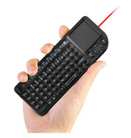 2.4G Rii Mini Wireless Keyboard with Touchpad for Smartphone iPhone 5 Samsung Fly air gyro