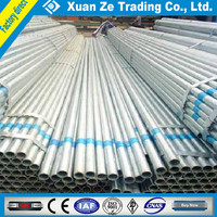 Galvanized steel pipe price Galvanized carbon seamless steel pipe zinc coating 30-60g
