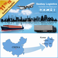 reliable shipping agent to south korea