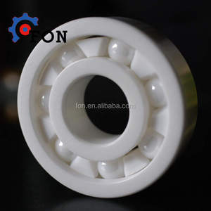 Full ceramic ball bearing 608rs abec 7