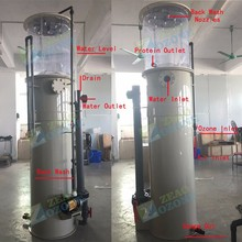 Large marine protein skimmer for the Recirculating Aquaculture System(RAS),protein skimmer for fish farm