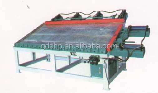Wood door frame assembly machine buy picture frame for Door design machine