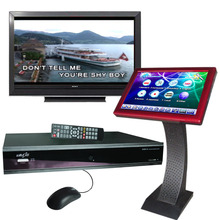 Karaoke Machine Support SATA Hard Drive & Touch Screen