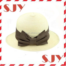 Mexican cheap wholesale ladies straw hats