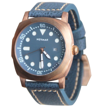 Factory wholesale custom cusn8 bronze watch automatic