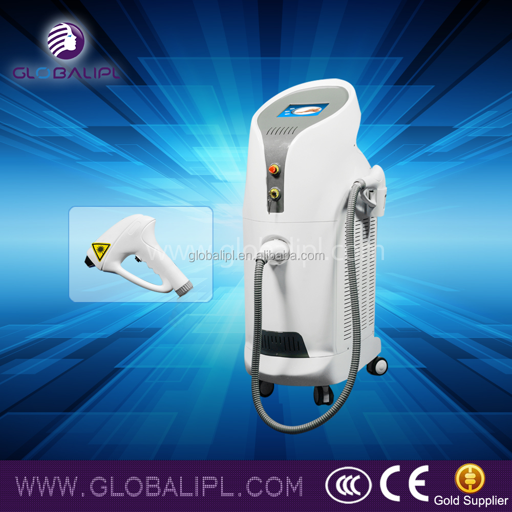2017 Imported technology permanent hair removal, 20Hz German cold laser equipment