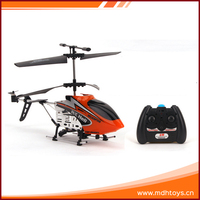 China 25cm rc 3.5-channel infrared metal series alloy structure helicopter