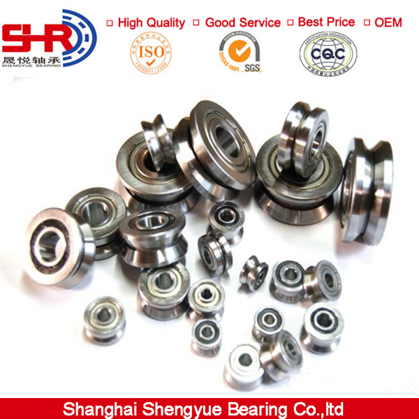 Wire straightening machine roller bearing LV204-58ZZ linear bearing tracks