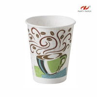 China supplier paper cartoon cup mugs coffee milk water coffee cup with Lid