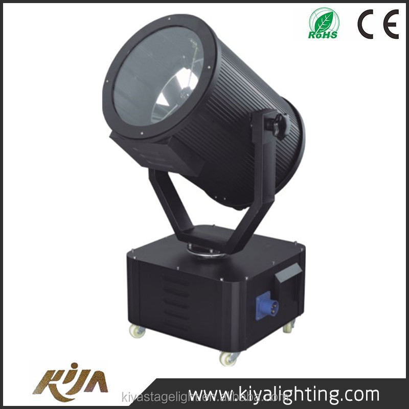 led Moving Head beam Sky Searchlight 1KW-7KW Search Light Outdoor