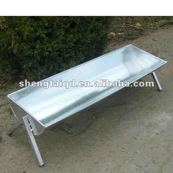 Dairy Farm stainless steel cattle/horse/sheep drinking water trough