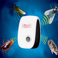 Room use electronic ultrasonic mouse repeller noise deterrent