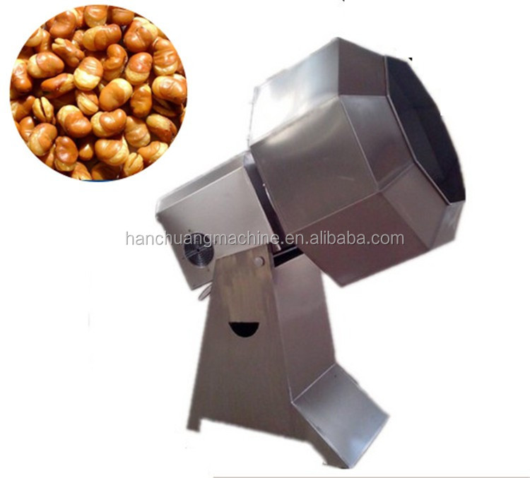 potato chips seasoning machine /Snack food flavoring machine0086-18737189043