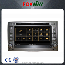 "Dashboard replacement 6.5"" Double din car audio gps player for Hyundai H-1 Starex"