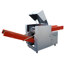 Automatic industrial fiber fabric waste recycling cutting machine for cloth