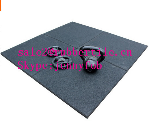 EPDMcolorful Crossfit floor Gym Rubber Flooring Tile/Rubber Carpet,rubber floor mat