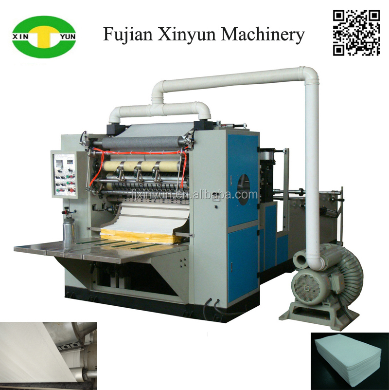 Good quality automatic facial tissue paper manufacturing equipment