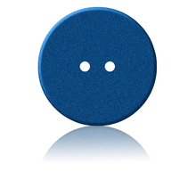 PPS washable RFID laundry button tag