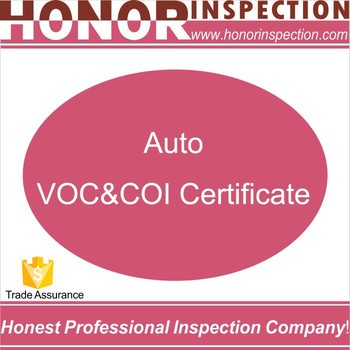 Honor Professional Auto Transportation voc/coi