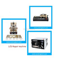 Upgrade LCD Repair Machine 5 in 1 LCD Separator + Vacuum OCA Lamination Machine + Autoclave for Iphone Samsung LCD Refurbishing