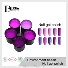 High Quality Bulk Order No Base No Top One Step Gel Nail Polish