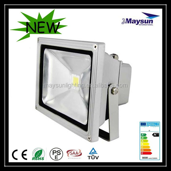 CE RoHs approved led outdoot lighting fixture strong power 50w 100w 150w flood light