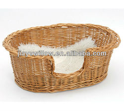 Cheap high quality Wicker Cat or dog basket