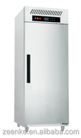 top mounted single door commercial refrigerator equipment 610L GN Cabinet upright refrigerator manufacturers