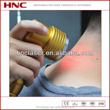 China factory 808nm acupuncture laser machine for body pain relief, joint pain, wounds healing