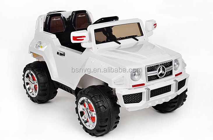 Mercedes Class G AMG Style Battery Operated Car