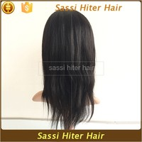 Wholesale Great Quality 6 A Grade Natural Inflatable Wig