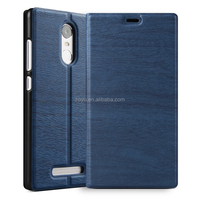 Leather Texture Ultra thin diary cell phone case for xiaomi note, protective book cover