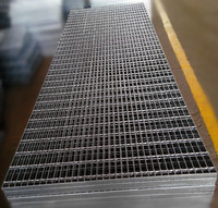 zinc coant and painting floor drain steel grating