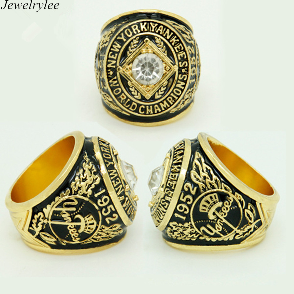 Saudi Gold Jewelry Blackhawks stanley Masonic Cup Championship Ring