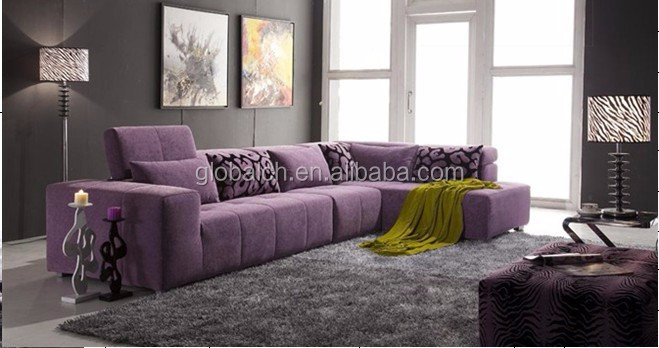 Moroccan Fabric Sofa