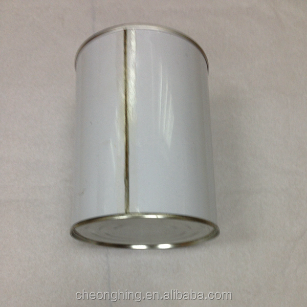 air proof food tin cans