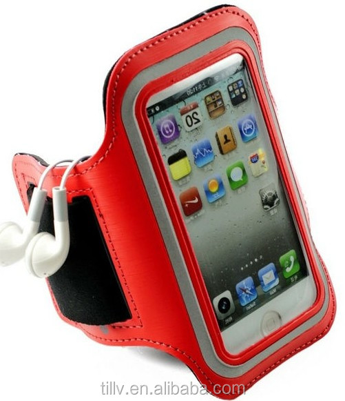 2016 Sport running armband for iphone 5/6/waterproof sport armband for iphone armband