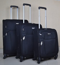 Stock compass luggage