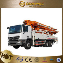 ZOOMLION diesel concrete mixer pump and concrete trailer pump