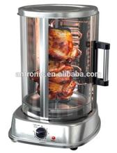 5 in 1 multi-function grill chicken electric oven, rotating BBQ grill for home using